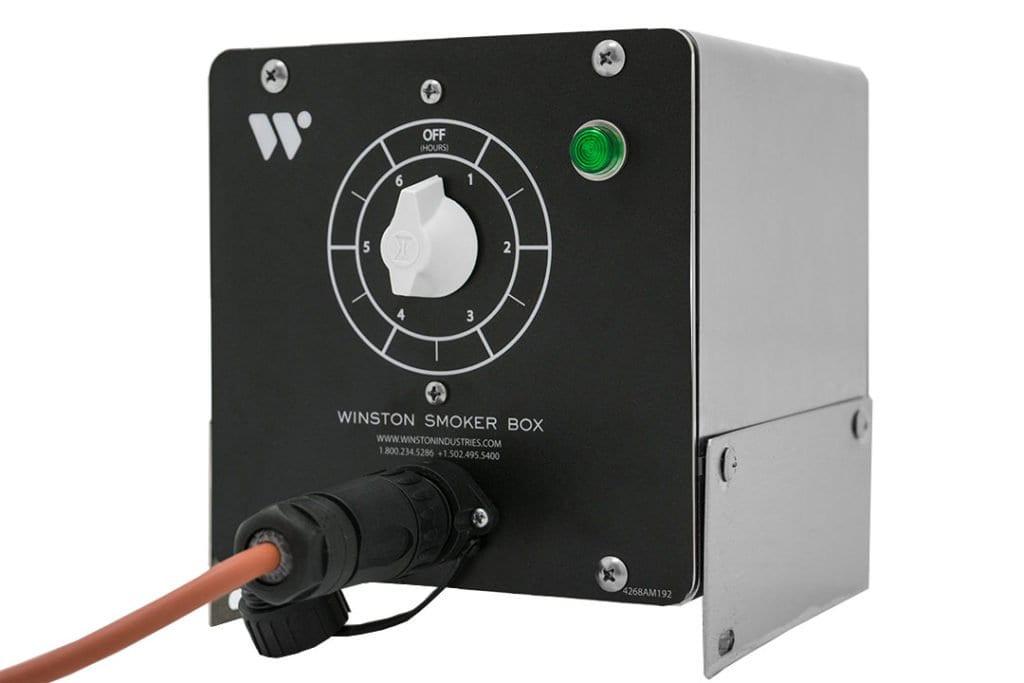 Winston Smoker Box